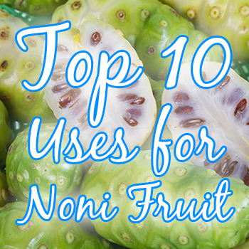 Top 10 Uses for Noni Fruit: Hawaiian Organic Noni