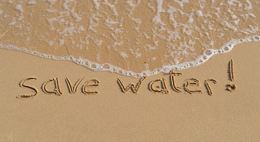 Save Water! 9 Things You Can Do at Home