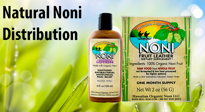 Natural Noni Distribution