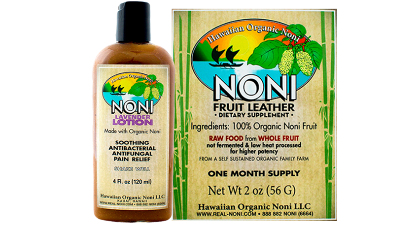 Noni Tip of the Month: Recommended Daily Usage for Noni Fruit Leather