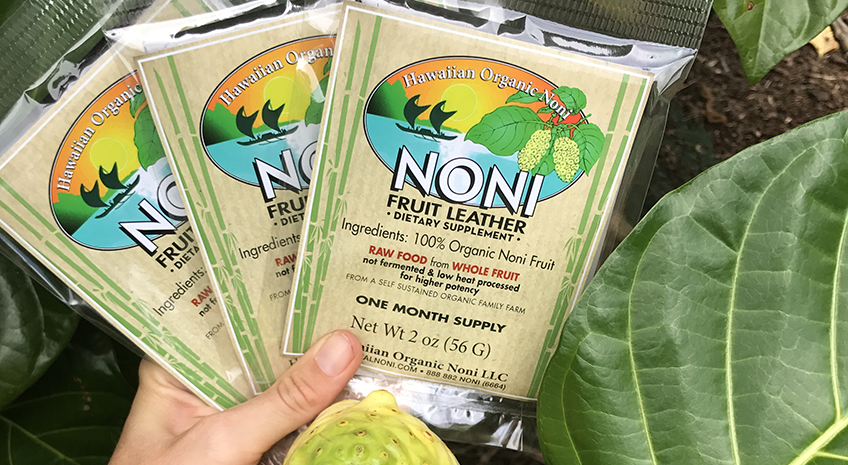 Research on Noni