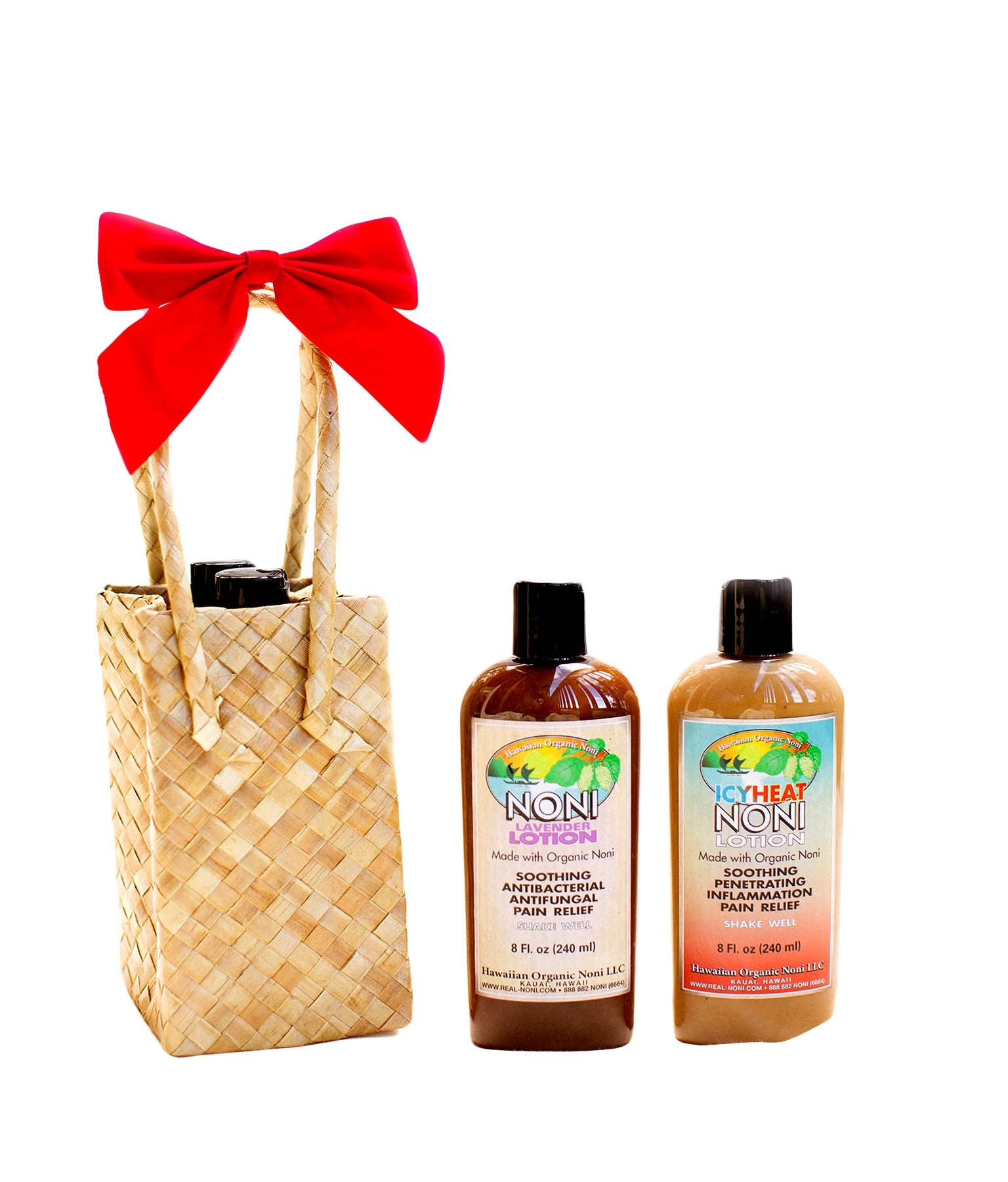 Give the Gift of Noni: Holiday Sharing from Hawaiian Organic Noni