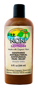 Noni Lavender Lotion 8 oz