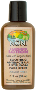 Noni Lavender Lotion 2 oz